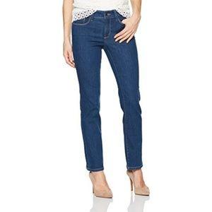 NYMJ Marylin Straigh, Blue Jeans, Lift & Tuck Sz 8